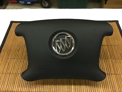 2007 to 2011 Buick Allure Black Steering Wheel Airbag Factory OEM 07 08 09 10 11