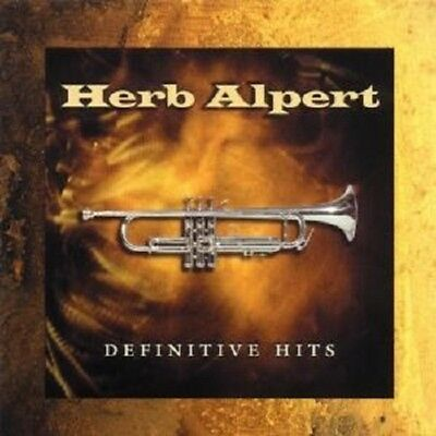 "Herb Alpert ""Definitive Hits"" Cd New+"