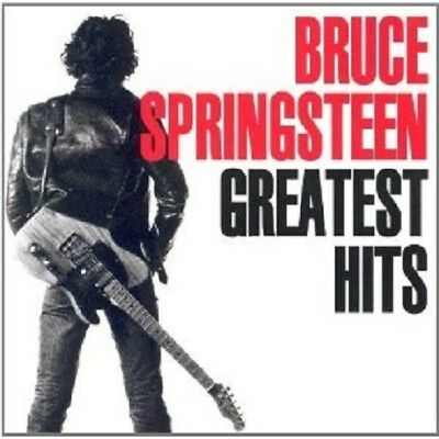 """Bruce Springsteen """"greatest Hits"""" Cd New+"""