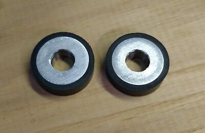 Drum Support Rollers (only 2 rollers) -  Compatible with Riso - Part # 000-01169