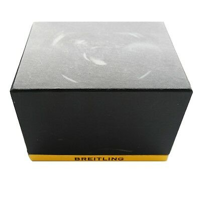 ORIGINAL BREITLING - UHRENBOX WATCHBOX - 160 x 135 x 116 MM - INNER AND OUTER BO