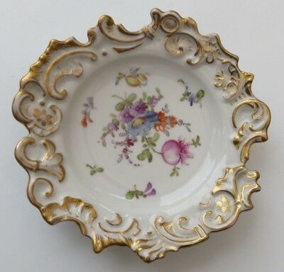 Antique Derby Porcelain Dish