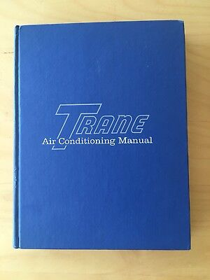 Trane air conditioning manual by the trane company 1595 picclick trane air conditioning manual 1967 hardcover fandeluxe Images