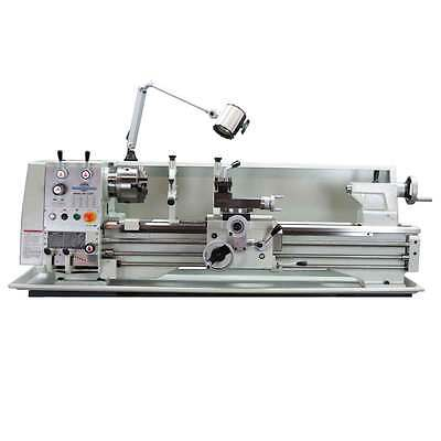 Pm-1236-T 12″x36″ Ultra High Precision High End Metal Lathe, Made In Taiwan