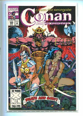 Conan #266 Nm 9.6 Visually Striking Cover Uncirculated Gem