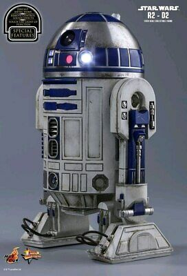 Star Wars - R2-D2 Episode VII The Force Awakens 1:6 Scale Action Figure-HOTMM...
