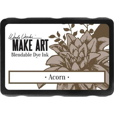 Make Art Acorn Blendable Dye Ink Pad Wendy Vecchi