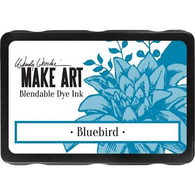 Make Art Bluebird Blendable Dye Ink Pad Wendy Vecchi