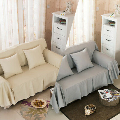 Stretch Sofa Covers 1 2 3 Seater Protector Couch Loveseat Chair