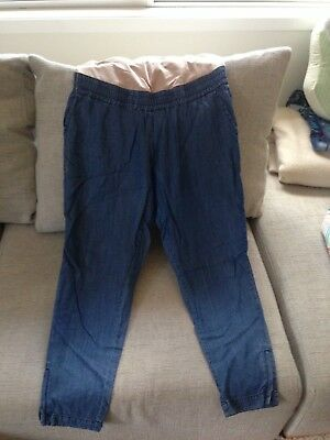 Maternity pants and jeans size 12, medium