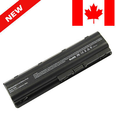 Laptop / Notebook Battery Replacement MU06 for HP 593553-001 10.8V/4400mAh/48Wh