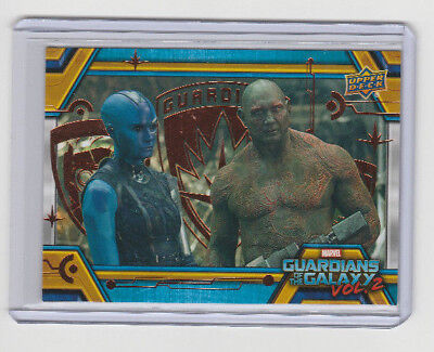 2017 Marvel Guardians of the Galaxy Vol. 2 # 15 Nebula COPPER FOIL