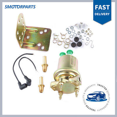 Electric Fuel Pump Max Pressure P4600HP Outlet 100 GPH 6-8 PSI Female threads
