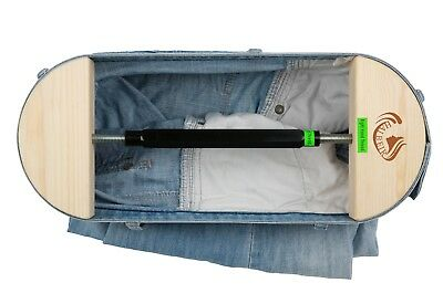 """Pant Waistband Stretcher -Heavy Duty-Instant and Long-T-Term Stretch-30"""" to 59"""""""