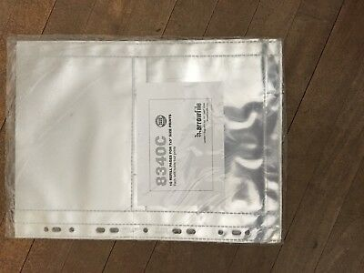 """ARROWFILE REFILL PAGES FOR 7 x 5"""" PRINTS - Reference No. 8340C"""