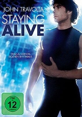 Staying Alive (John Travolta, Cynthia Rhodes,...)  Dvd New+