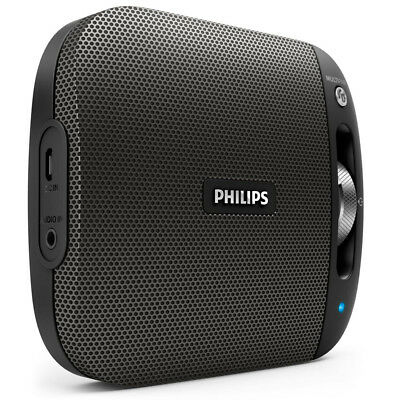 Cassa Speaker Bluetooth Wireless Altoparlante Portatile Philips con Microfono