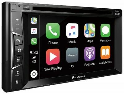 pioneer sph da120 doppel din mp3 autoradio bluetooth usb. Black Bedroom Furniture Sets. Home Design Ideas