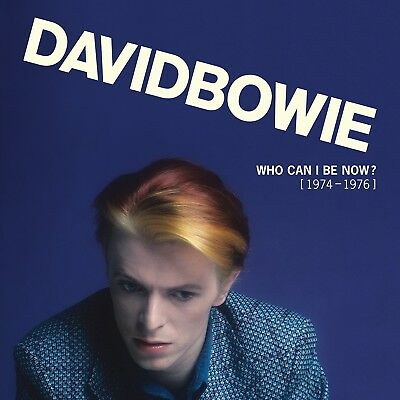 David Bowie - Who Can I Be Now? (1974-1976)  12 Cd New+