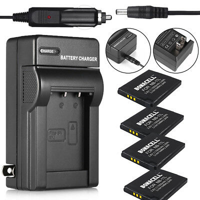 NB-11L NB11LH Battery + Charger for Canon PowerShot ELPH 110 HS A2300 A2500 TP