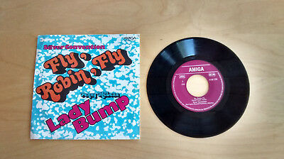 Silver Convention Fly, Robin, Fly Penny McLean Lady Bump AMIGA 456179 Vinyl