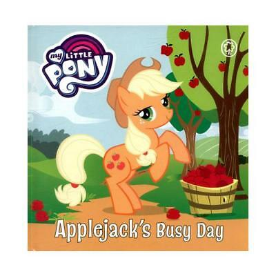 Applejack's Busy Day by My Little Pony (author)