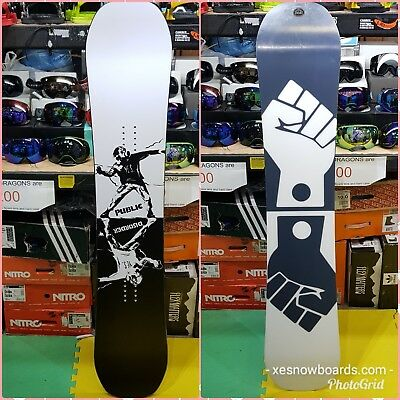 Brand new snowboard ** HAS FAULT ** PUBLIC YES disorder snowboard