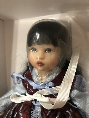 Riley Snow White — Helen Kish — Beautiful Doll- Long Sold Out —Dark Hair