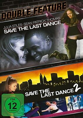 Save The Last Dance 1+2 Amaray  2 Dvd New+