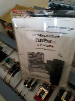 Reliance Electric Flexpak Plus Variable Speed Drive Never Installed Spare Loral