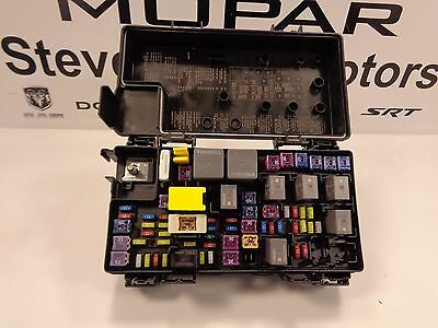 2008-Jeep-Liberty-Dodge-Nitro-New-TIPM-Totally Fuse Box For Jeep Liberty on panel schematic for, left front window, air conditioning, box diagram inside dashboard,