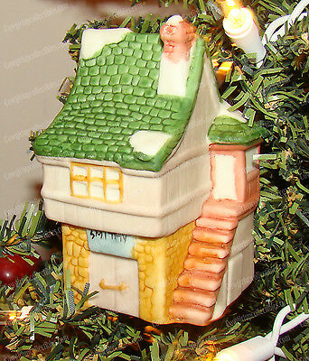 Dickens' Village, Blacksmith Shop Ornament (Department 56, 6521-8) Porcelain