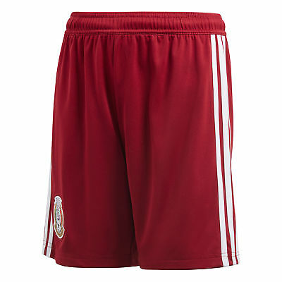 Official Mexico Away Shorts 2018 Kids adidas