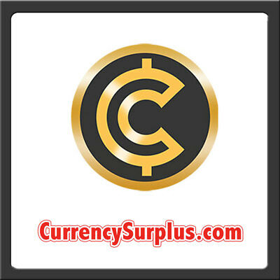 CurrencySurplus.com PREMIUM Currency/Bitcoin/Crypto Coins/Forex/Stock Domain NR