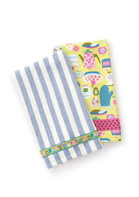 New Matilda Jane Playhouse Tea Towels
