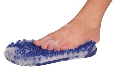Shower Feet Foot Sole Cleaner Scrubber Massager Washer Brush Mobility Disability