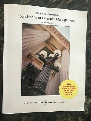 Foundations of financial management by stanley block 15th edition foundations of financial management16th edition block hirt danielson fandeluxe Image collections