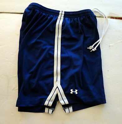 Youth XS Under Armour Blue Shorts Girls or Boys