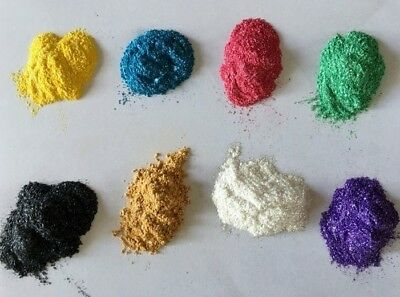 RESIN4ART Ultra-Clear Epoxy Resin + Ultra-Sparkle Metallic Pigment Collection
