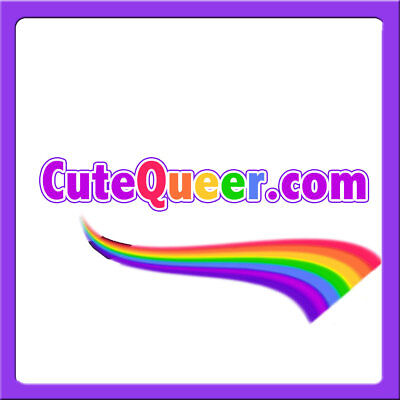CuteQueer.com PREMIUM Queer/Gay/Lesbian/Pride/Dating/Chat/Blog Domain Name NR $$