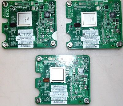 3 x HP QLOGIC, FC HBA 8GBPS DUAL-PORT, 455869-001