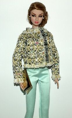 Ships to WORLDWIDE *KAREN Exclusive* outfit for Fashion Royalty FR2 - 13