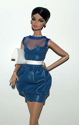 Ships to WORLDWIDE *KAREN Exclusive* outfit for Fashion Royalty FR2 - 23