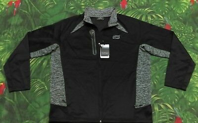 TORK jacket long sleeve black size 2XL new with tags full zip