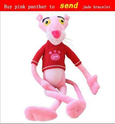 """Animation Pink Panther Stuffed Animal Plush Baby Toy Kid Doll Gift 20""""Tall Gift"""