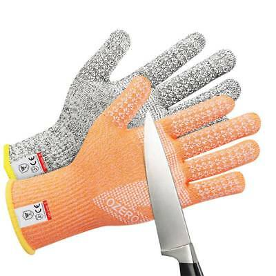 Cut Resistant Stab Proof Safety Labor Protection Work Gloves Level 5 Protective