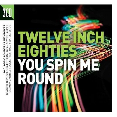 You Spin Me Round Feat. Dead Of Alive, Japan, Nena 3 Cd New+