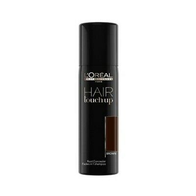 L'OREAL HAIR TOUCH UP RITOCCO RADICI -BROWN- SPRAY 75 ml CAPELLI