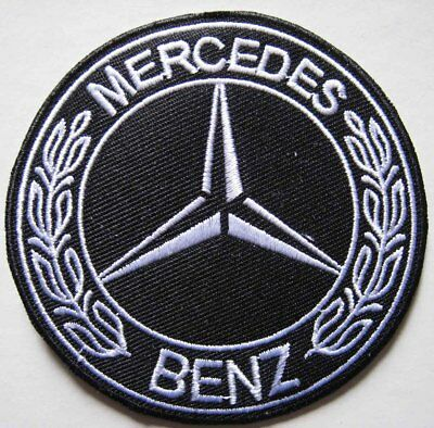 PATCH ECUSSON   MERCEDES    WESTERN    COUNTRY    BIKER - Ref.34