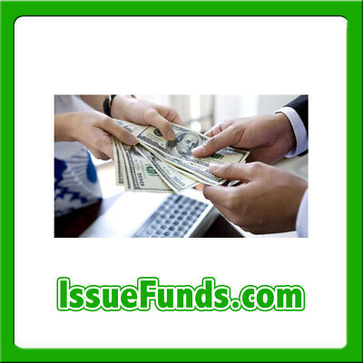 IssueFunds.com PREMIUM Funds/Business Loan/Crypto Currency/Bitcoin Domain Name $